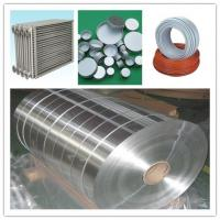 Buy cheap High quality of 8011  O  0.15mm to 0.50 mm  Aluminum Strip for Composite  PEX-AL-PEX Pipe product