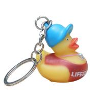 Buy cheap Funny Mini Rubber Ducks Shaped Toy Soft PVC Rubber Duck Keychain 5 Inch product