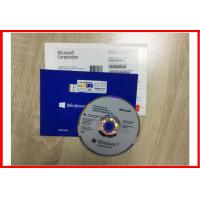 Buy cheap Professional Windows 7 Pro Retail Box FPP Key 1GB Memory DVD - ROM Drive product