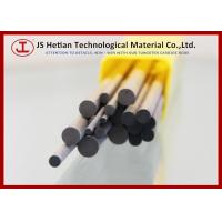 High hardness Tungsten Carbide Rod 310 / 330 mm with Density 14.17 g / cm3 , 12% CO