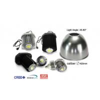 Buy cheap Cree LED High Bay Lights 85-265 Vac Input With Bridgelux Integrated Chips product