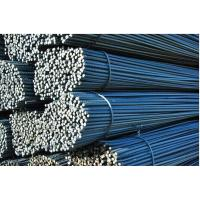 Buy cheap Engineer Construction concrete reinforced Deformed Steel Bar rods , GB1499-98 BS4449 Standard product