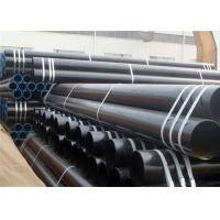 China 114mm Metal Steel Pipe , Schedule 40 Galvanized Pipe With Bundle And Bulk  Package on sale