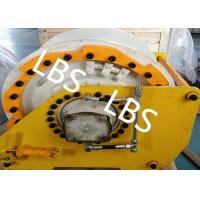 Buy cheap Wire Rope Hydraulic Towing Marine Winch With Lebus Groove Drum product