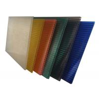 Anti-fogging PC Sheet  Two Layer Polycarbonate Sheet Panel Building Material