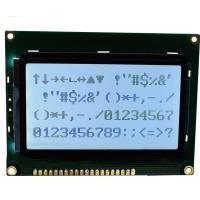 STN Dot Matrix Graphic LCD Display Module 93*70mm AIP31020 Controller Type