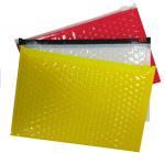 Buy cheap Custom Printed Bubble Package Envelope Plain End Style Zipper Design product