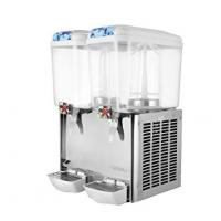 Buy cheap Commercial Stainless Steel Fruit Juice Dispenser 18 Liter With Imported Compressor from wholesalers