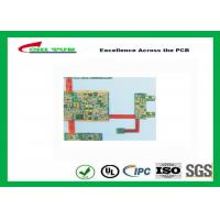 Buy cheap Custom Circuit Boards Rigid-Flexible PCB Production Type  Immersion Gold PCB product