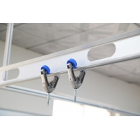 Buy cheap Textile and garment industry indoor storage and logistics systems smart hanging/ from wholesalers