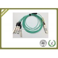 Buy cheap 40G Fiber Transceiver Module , Fiber Optic SFP Module 3.3V Power Supply product