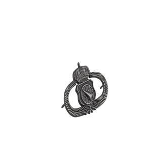 Buy cheap Lapel Clip Custom Metal Badge 50*35mm Military Pin Badges product