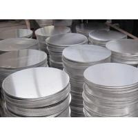 Buy cheap 1100 deep drawing aluminum disc circles suppliers for cookware product