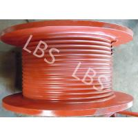 Buy cheap Rig Drawworks Carbon Steel Lebus Grooved Drum Steel Wire Rope product