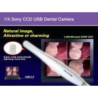 "China New 2.0M 1/4"" SONY CCD Dental Intraoral camera USB wholesale"