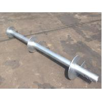 Buy cheap Foundation System Ground Screw Anchor / Ground Screw Pile For Helical Pile from wholesalers