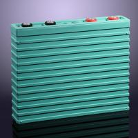300Ah Rechargeable LiFePO4 Battery for Energy Storage Power  / EV  / HEV / AGV