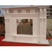 Buy cheap fireplace surround for sale stone fireplace mantel simple fireplace product