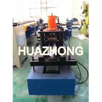 Custom 10 -16 Forming Station L Profile Bending Machine with Hydraulic Cutting