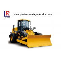 Quality 15.5 Ton 4WD Wheel Bulldozer with 220HP/160kw Cummins Engine for sale