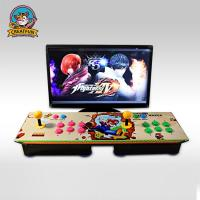 China Stylish Arcade Game Machines Arcade Video Game Console Flexible Button on sale