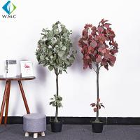 Buy cheap Minimalist Style Artificial Bonsai Tree , Artificial Apple Tree For Living Room product