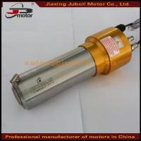 China JBL80-24KR-2.2KW Water Cooling Spindle Motor,CNC spindle,woodworking spindle,wood engraving spindle,advertising spindle on sale