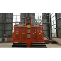 Buy cheap 13 Tons Material Lifting Construction Hoist with 400kg Lifting Device for Tower product