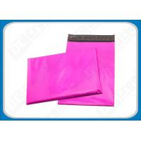 Buy cheap Different Colors And Custom Sizes Plastic Mailing Envelopes With Logo Printed product