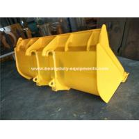 Quality Sinomtp Lg933 3000kg Wheel Front End Loader With Wooden Fork And Rock Bucket for sale