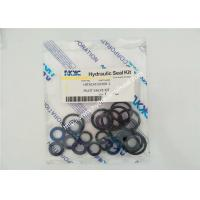 Buy cheap Breake Hydraulic Cylinder Seal Kits , Oil Seal Kit In Stock For Excavator Part product