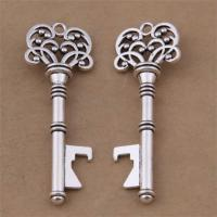 Buy cheap Personalized Promotion Gift Innovative Wedding Favor Antique Silver Key Shape Beer Bottle Opener product