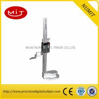 """Buy cheap 0-300mm/0-12"""" ElectronicDigital Height Gauge with Single Beam with the material of stainless steel for sale product"""