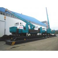 Buy cheap ZYC460 Pile Pressing Machines , Blue Pile Foundation Machine For Phc Pile product