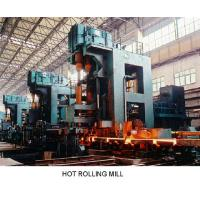 Buy cheap Finishing Stand Hot Steel Rolling Mill Machinery , Automatic Steel Rolling Mill product