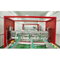 Buy cheap PV Modules 180 Degree Turnover Testing Conver, Solar Panel Assembly Machinery from wholesalers