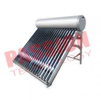 Buy cheap 200L Tube Solar Hot Water System For Shower product