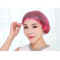 Buy cheap Hospital Disposable Surgical Caps , Reusable Hotel Shampoo Shower Cap Dustproof product