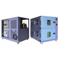 Buy cheap Environmental High Low Temperature Test Chamber Stainless Steel Exterior product