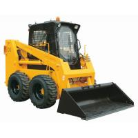 Buy cheap China WY100X 1200kg 0.5m3 Bobcat type quick hitch skid steer  loader product