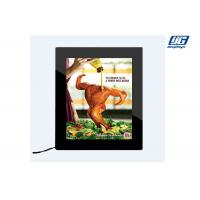 China Indoor Crystal LED Light Box , Laser Dot LED Lightboxes For Photography Display on sale
