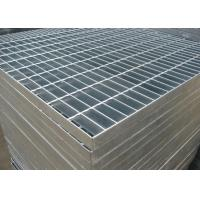 Buy cheap Road Drainage Catwalk Steel Grating Open Lattice Structure Reduces Wind Load product