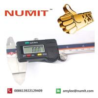 """Buy cheap 0-200MM / 8"""" Stainless Steel Digital Measuring Calipers With Black Plastic Casing product"""