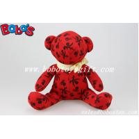 Buy cheap The Halloween Toy Fanshion Design Toy Stuffed Teddy Bear Animal With Gold Ribbon product
