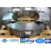 Buy cheap External / Internal Gear Forged Wheel Blanks With 4140 42CrMo4 4330 34CrNiMo6 17CrNiMo6 product