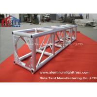 Quality LED Screen Aluminum Dj Truss / Stage Truss Alloy Aluminum 6082-T6 Solid Structure for sale