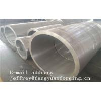 Buy cheap Rolled Forged Sleeves Max Length 1240 mm  4140 42CrMo4 34CrNiMo6 Heat Treatment And Rough Machined product