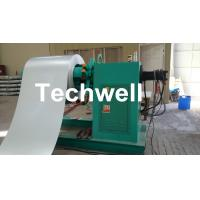 Buy cheap High Precision Hydraulic Automatic Cut To Length Machine / Sheet Metal Slitter Cutting Machine With Auto Stacker System product