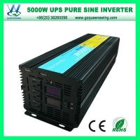 China 5000W DC to AC Solar Power Inverter with Charger (QW-P5000UPS) on sale