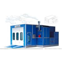 China Aluminum Frames Auto Spray Booths For Cars Retractable CE ISO WD-905 on sale